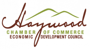 Ambassador for the Haywood Chamber of Commerce